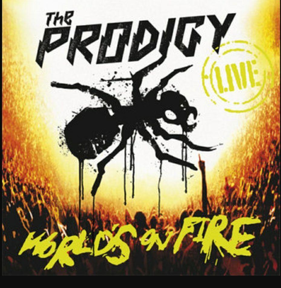The Prodigy 'World's on Fire', koncert dvd dostępny w piątek na Youtube na oficjalnym kanale The Prodigy