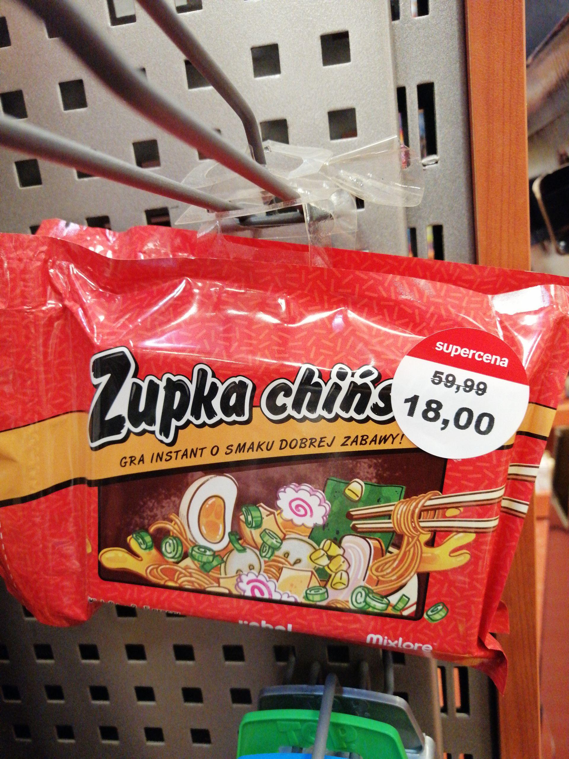 Gra zupka chińska EMPIK