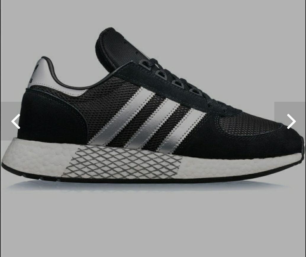 Adidas Marathon x5923 - CW Black, White, Silver