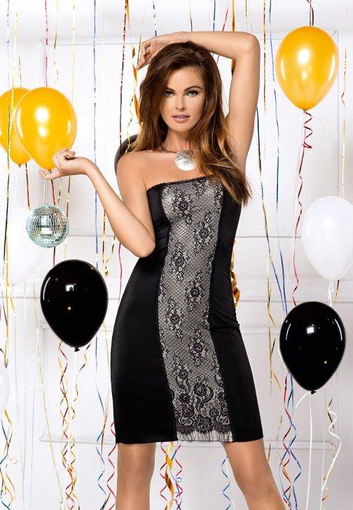 Sukienka Silver Magic Art. 259,rozmiar S wysyłka od 7zł,GAIA.COM.PL