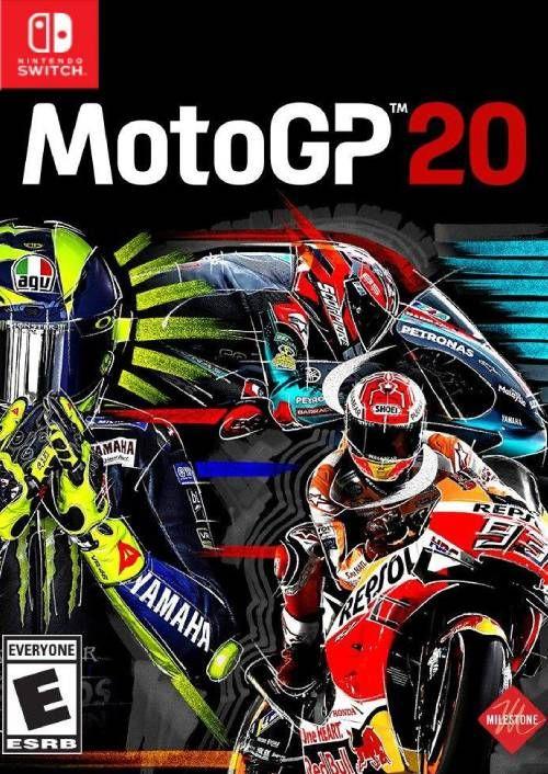 [Nintendo Switch] MotoGP 20 EU @CDKeys