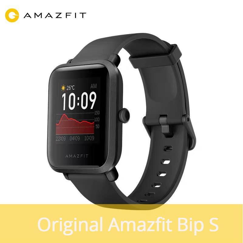 Sportowy smartwatch Xiaomi Amazfit Bip S (GPS, wodoodporny, powiadomienia z aplikacji) z wysyłką z Polski @ DHgate