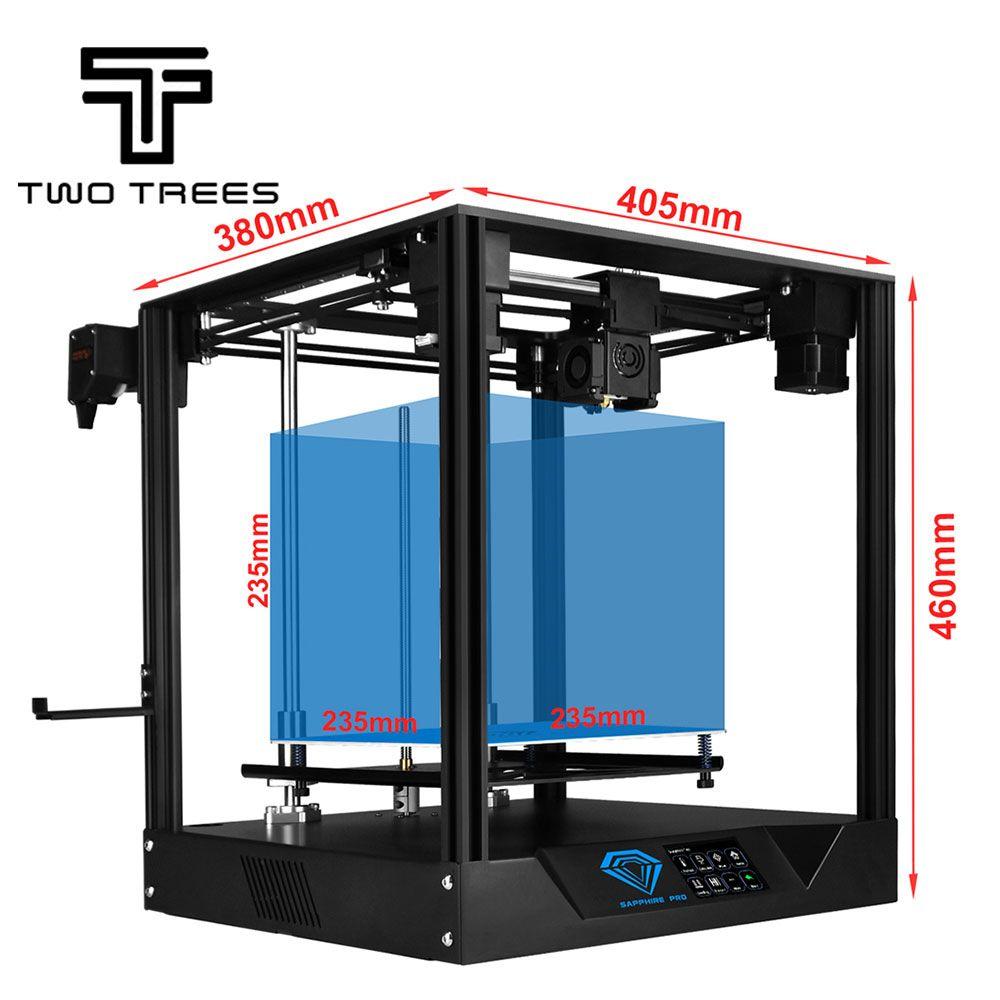 Sapphire Pro drukarka 3D