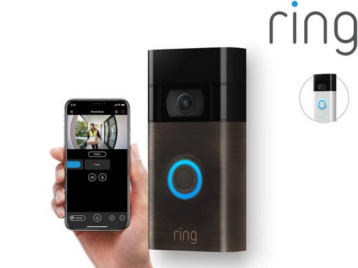 Dzwonek do drzwi Ring 2 z kamerą