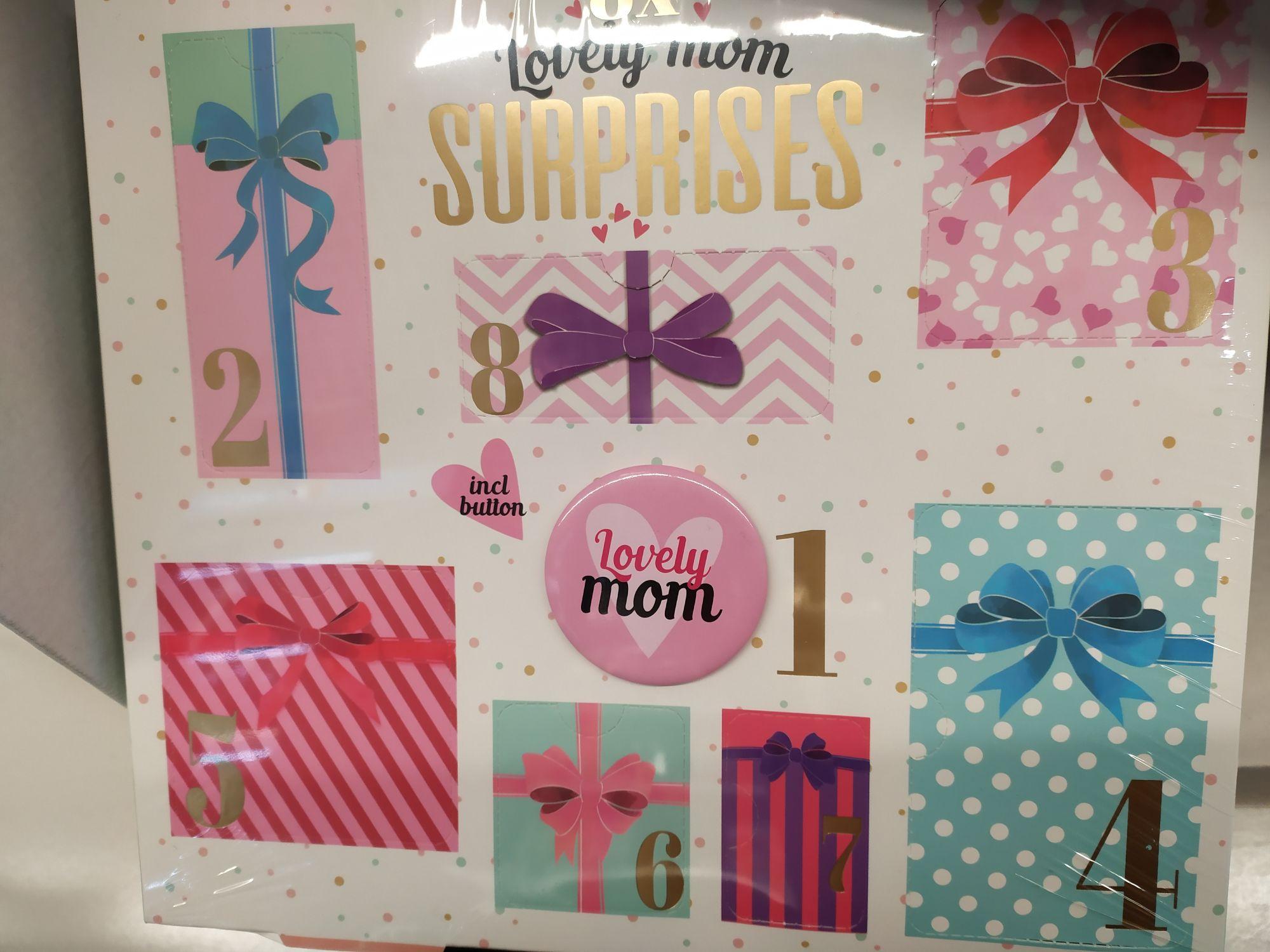 Zestaw prezentowy Lovely Mom Rossmann