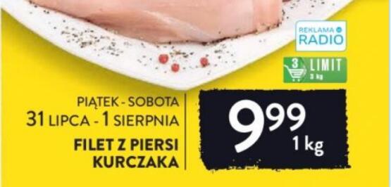 Filet z piersi kurczaka @Intermarche