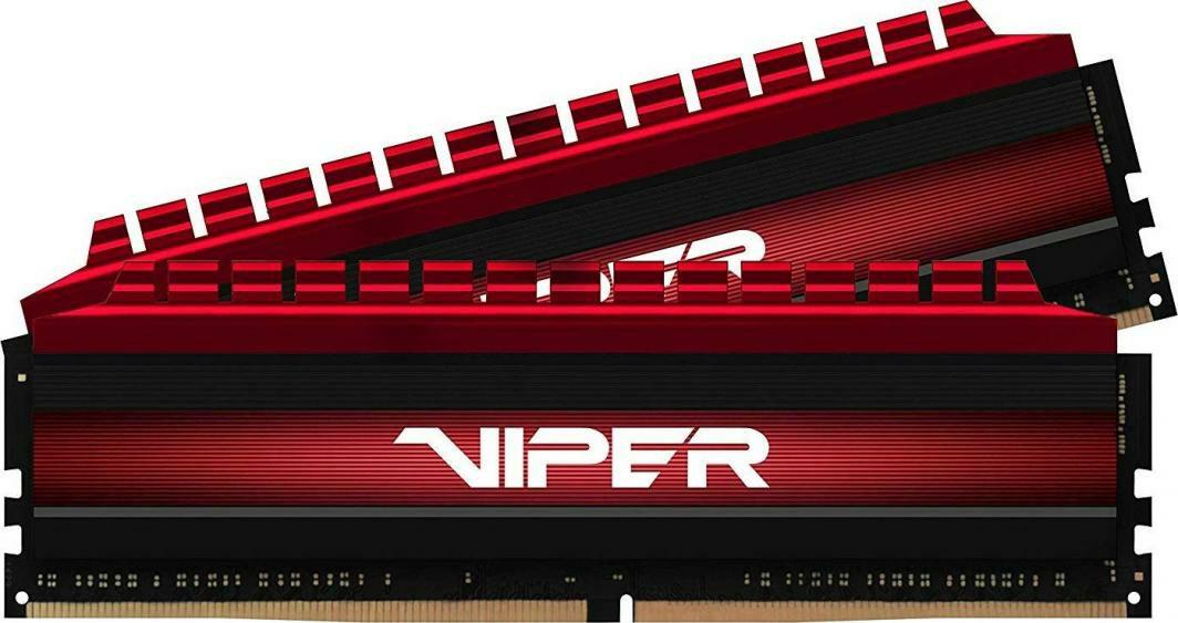 Pamięć RAM Patriot Viper 4, DDR4, 16 GB, 3400MHz i inne modele @ Morele