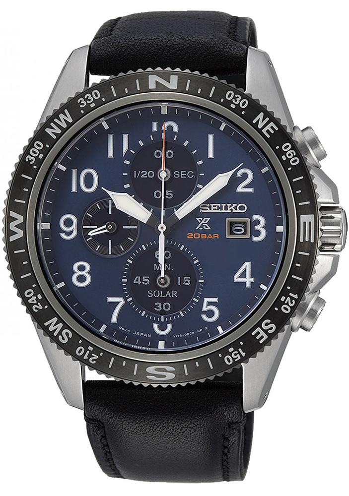 Seiko SSC737P1 - zegarek męski