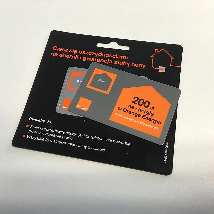 Orange Energia: 200 zł za zmianę operatora i 4-letnia gwarancja ceny