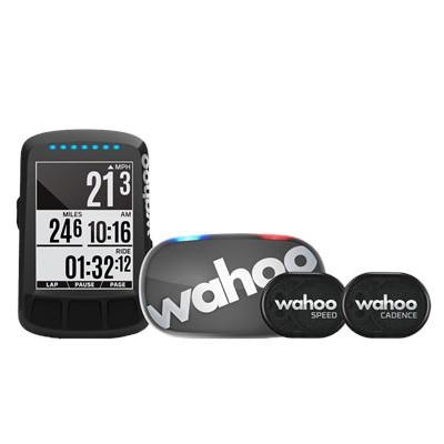Wahoo Elemnt Bolt Stealth GPS Bundle bikestacja.pl