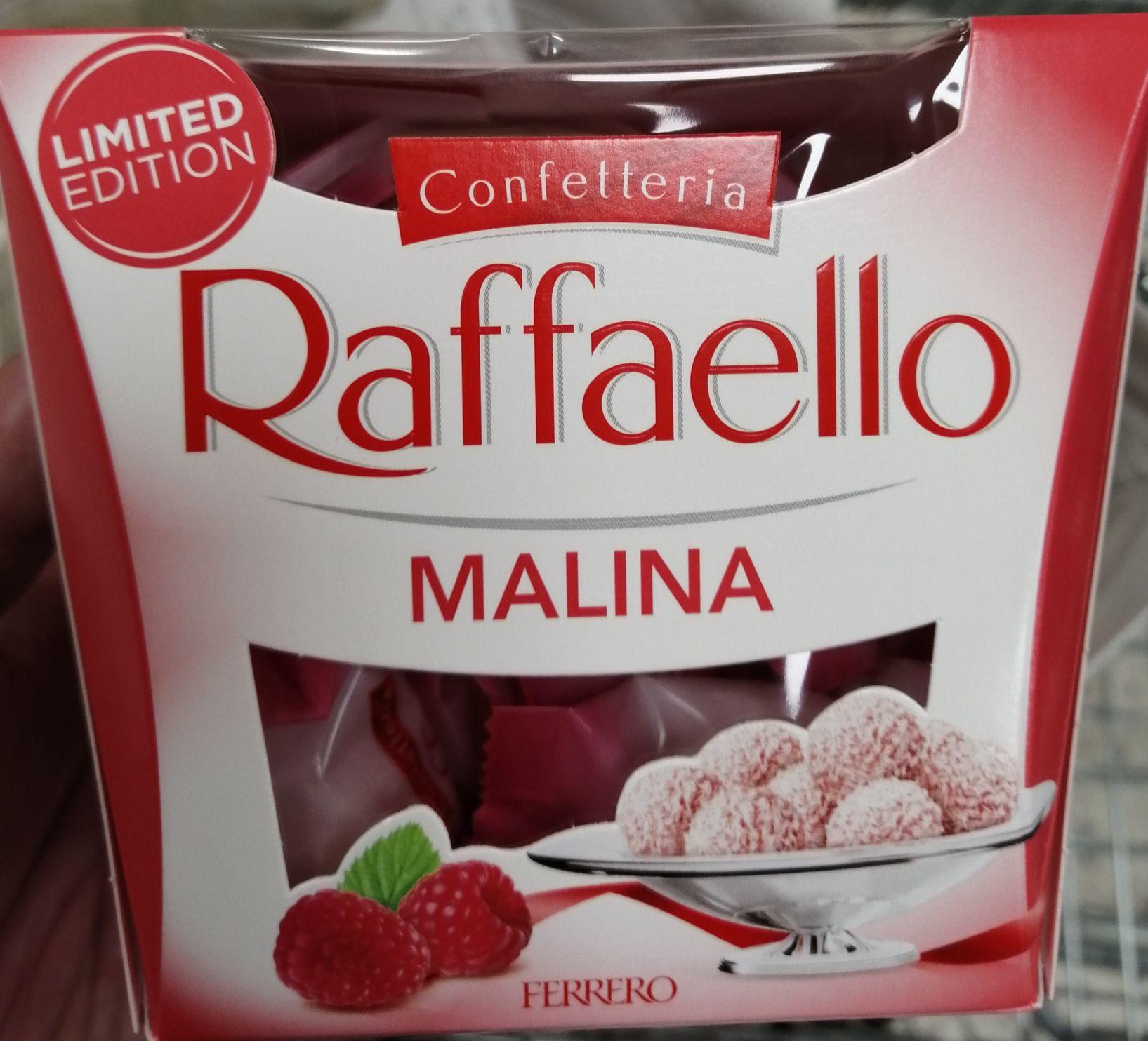 Raffaello Malina Limited Edition, Kaufland