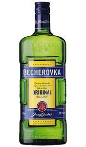 Likier ziołowy Becherovka 500ml Biedronka