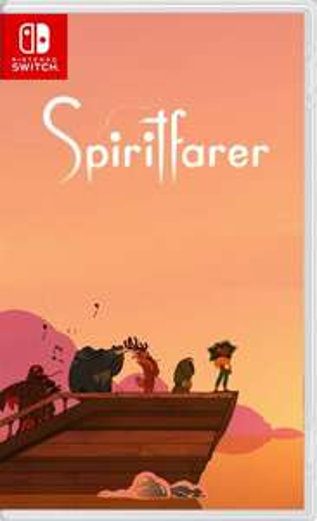 Spiritfarer - Nintendo Switch [rosyjski eshop]