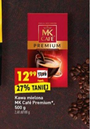 Mk Cafe Premium 500 g Biedronka