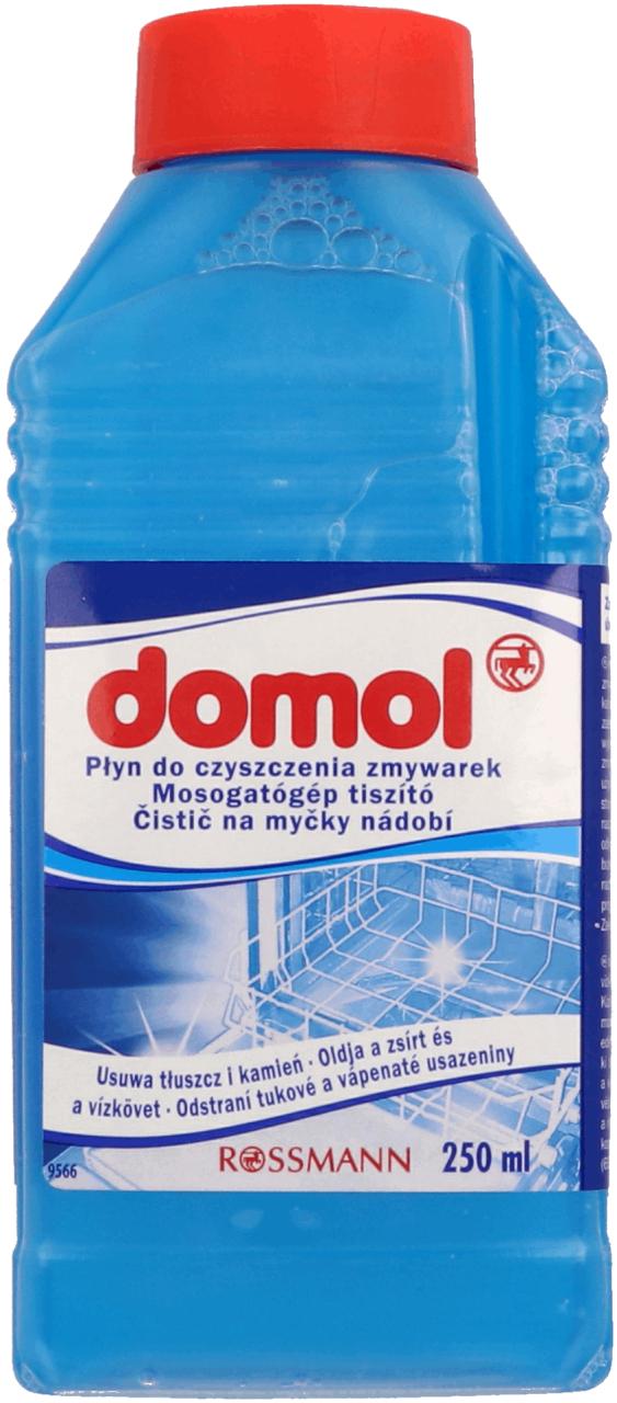 Płyn do czyszczenia zmywarek Domol, 250ml
