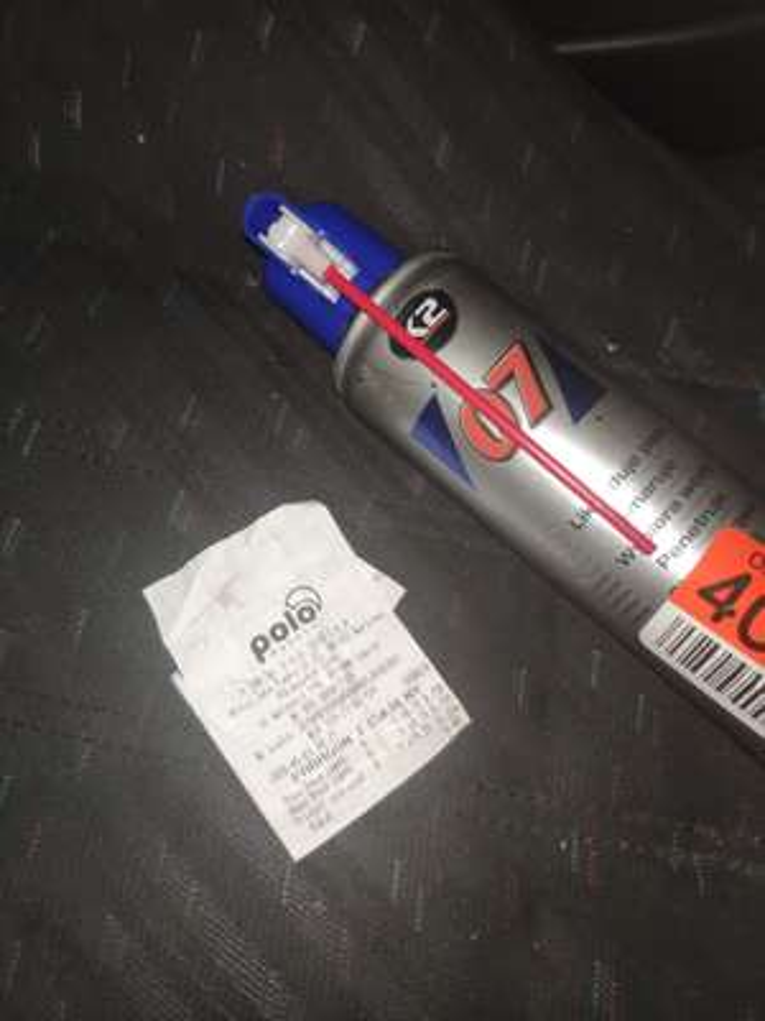 Produkt wielozadaniowy K2 07 (zamiennik WD40) 250ml 8,99 @Polomarket Zabrze ul Wolności.