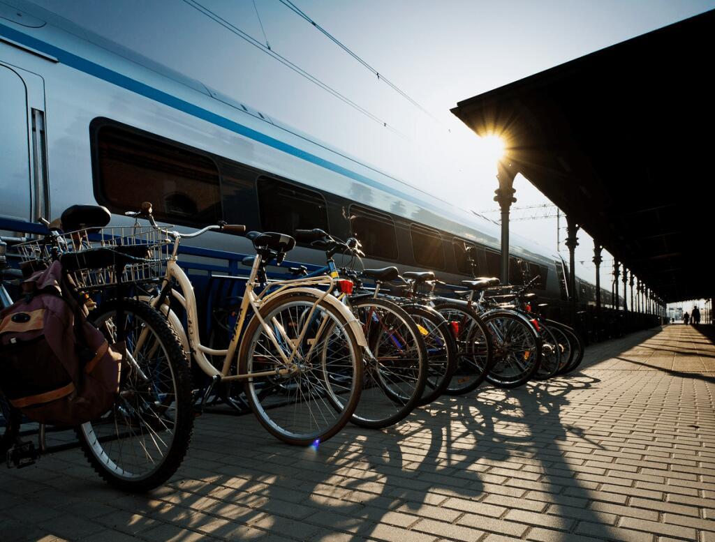 Przewóz roweru za złotówkę z PKP Intercity