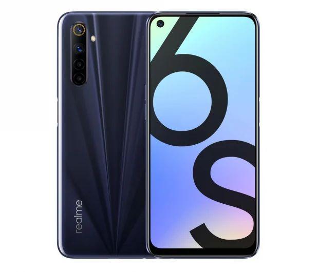 Smartfon REALME 6S 4/64GB Czarny