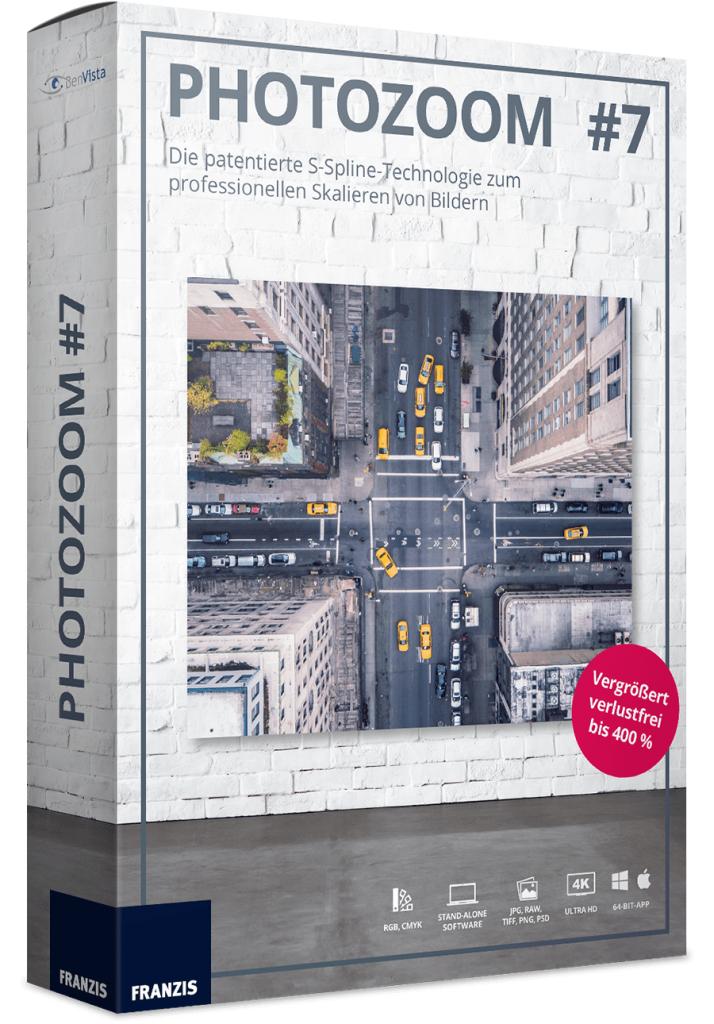 Powiększ swoje zdjęcia bez utraty jakości za pomocą programu PhotoZoom v.7