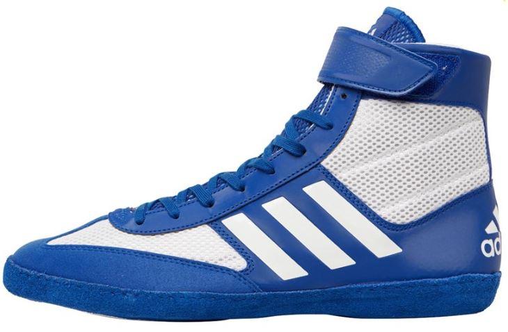 Adidas Combat Speed Wrestling Royal - buty zapaśnicze (cena z kosztem dostawy)