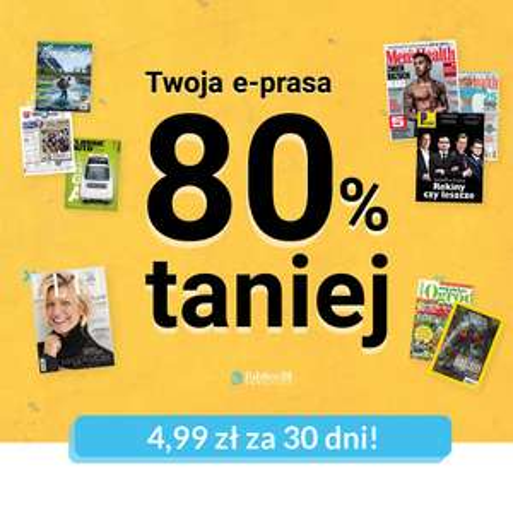 Publico24 Newsstand voucher 30 dni za 4,99zł