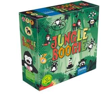 Gra planszowa Jungle Boogie