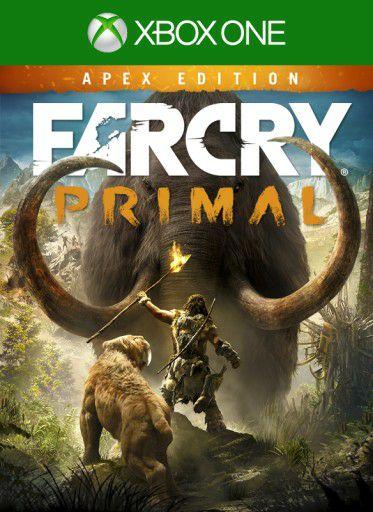 Far Cry Primal - Apex Edition (Xbox One) Ms store Brazylia