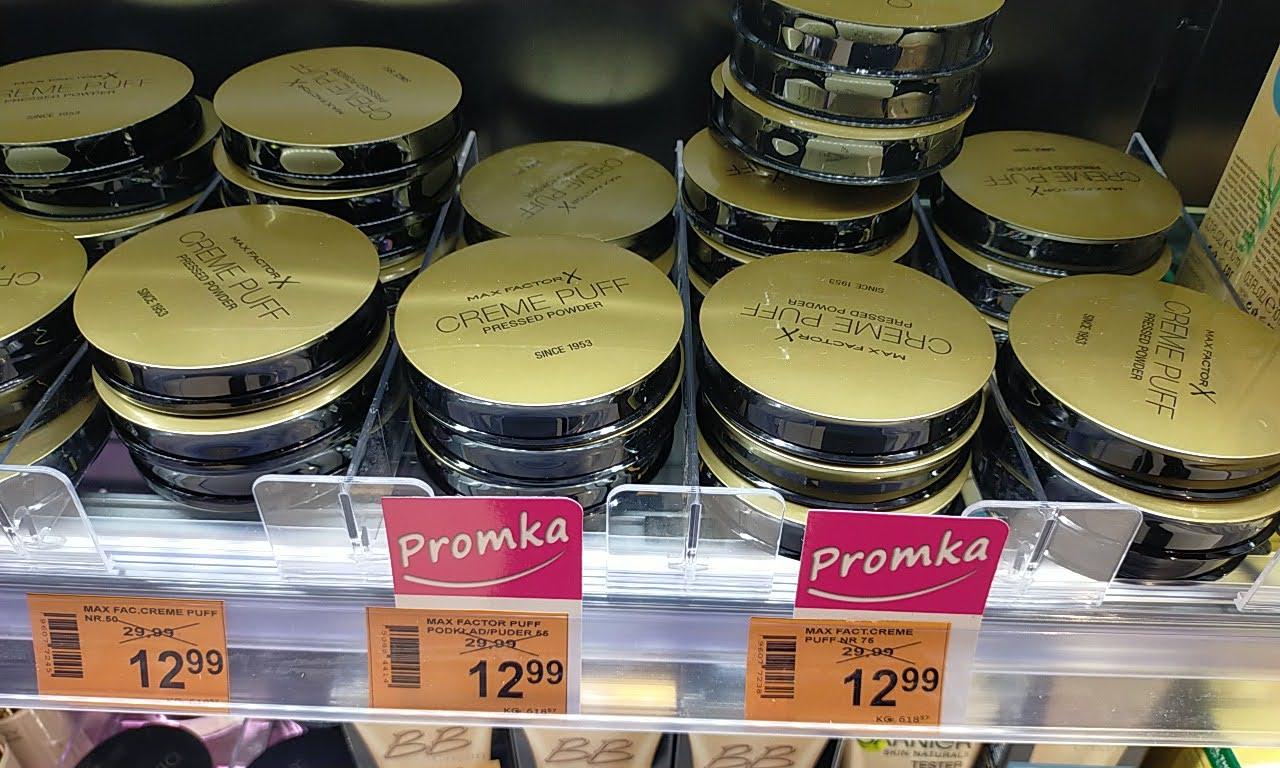 Drogeriepolskie otwarcie Galerii Wiślanka np cream puff puder 12,99 (rossman 45) Żory