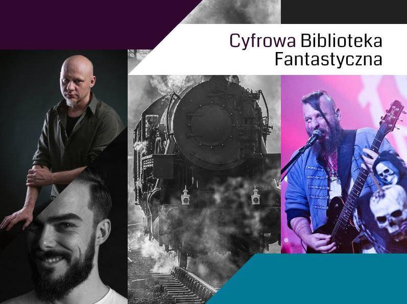 Cyfrowa Biblioteka Fantastyczna - darmowe audiobooki, koncerty i warsztaty od Pyrkonu