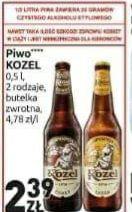 Piwo Kozel - SUPECO