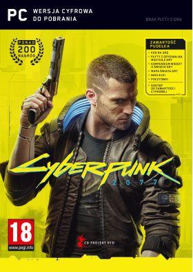 Cyberpunk 2077 PC PL + BRELOK!