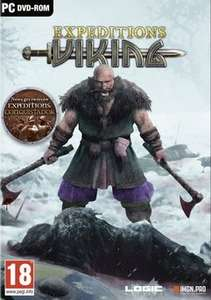 Expeditions: Viking (PC) PL klucz Steam (cena HISTORICAL LOW)