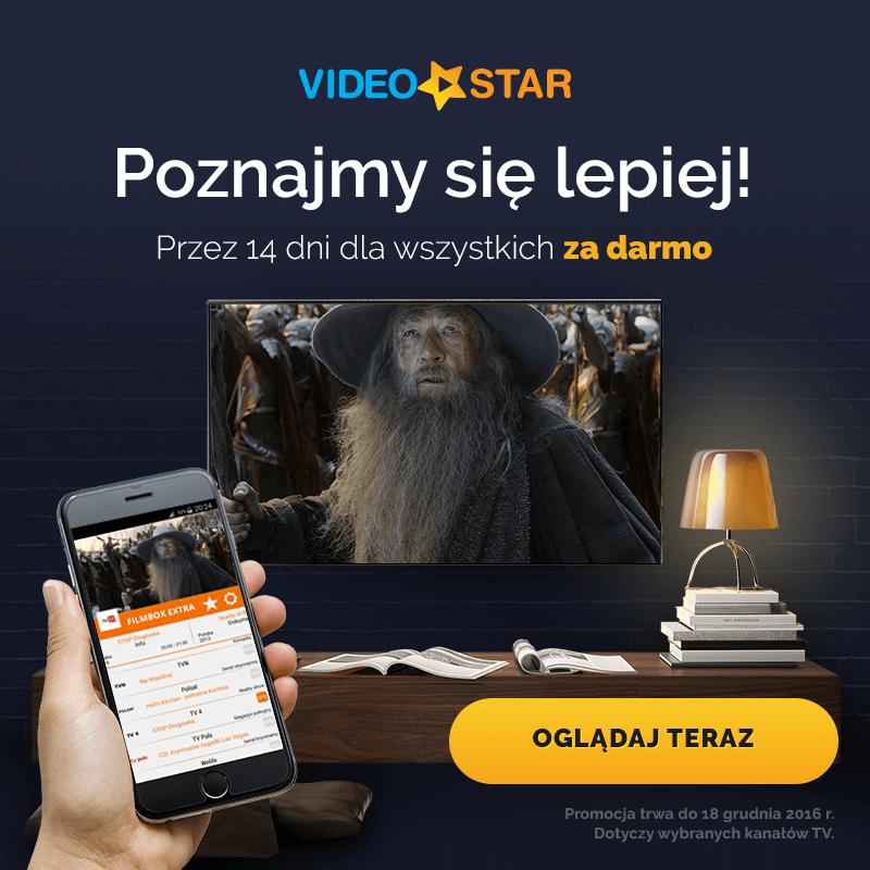 VideoStar za darmo do 18grudnia dla wszystkich