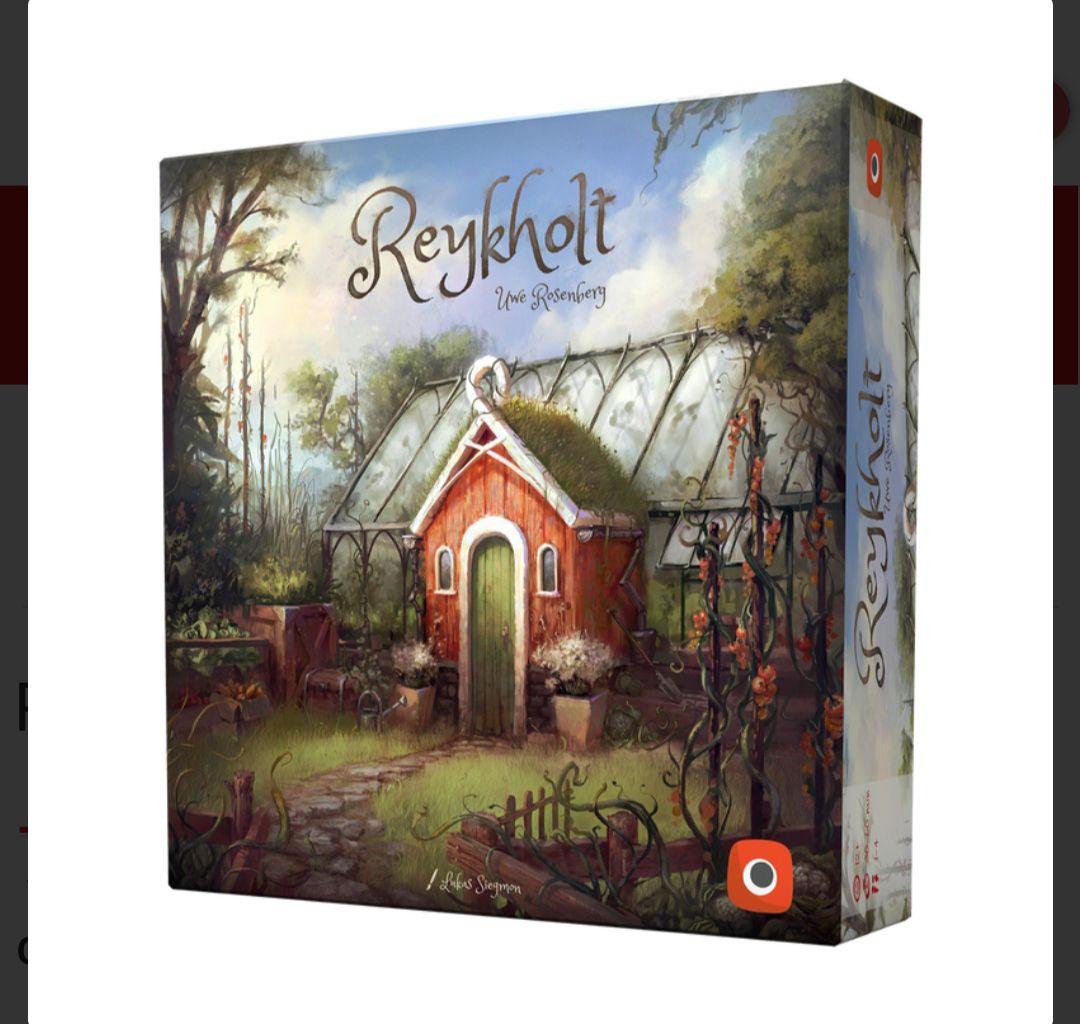 Reykholt (gra planszowa)