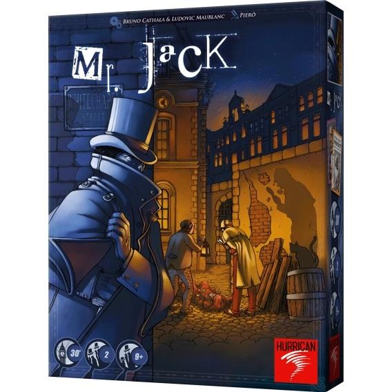 Mr. Jack - gra planszowa
