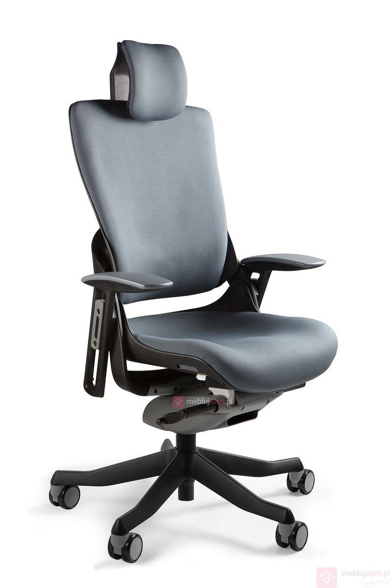 Fotele ergonomiczne WAU/WAU 2 Unique ~360 zł taniej