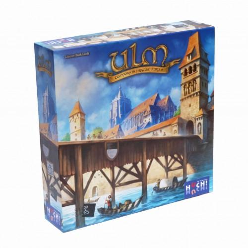 Ulm za 45,99 i Koszulki dla miłośników gier planszowych -20%