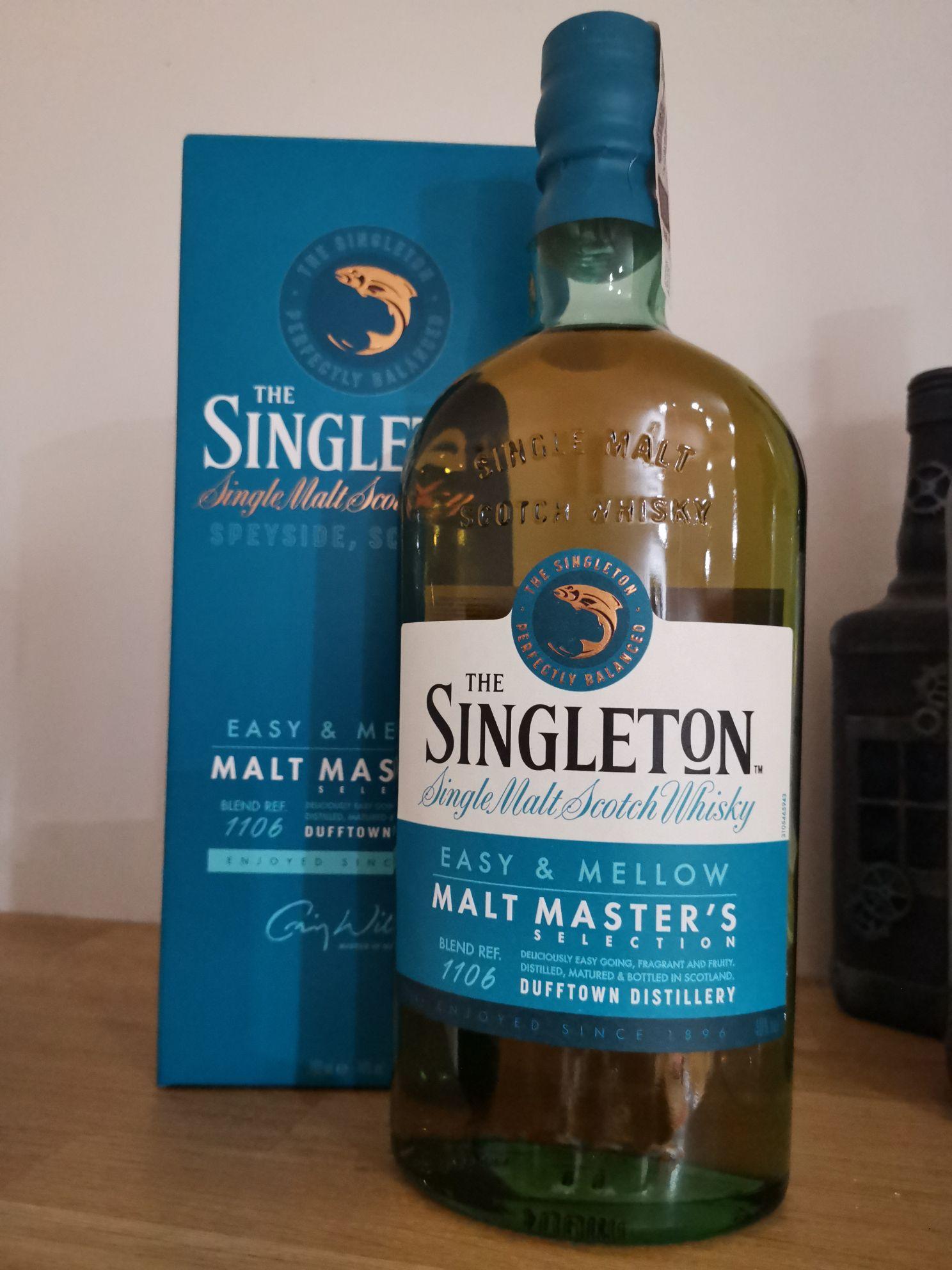 Whisky Singleton Malt Master's 0,7 l. Gagalon.