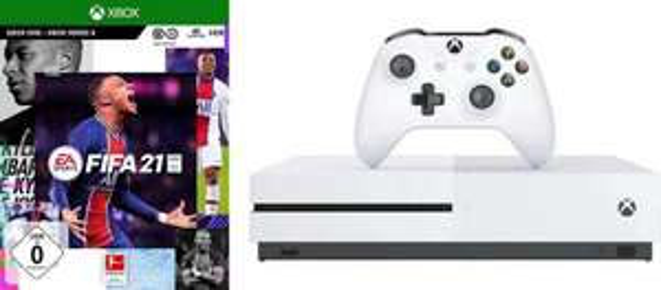 Xbox One S + Fifa 2021