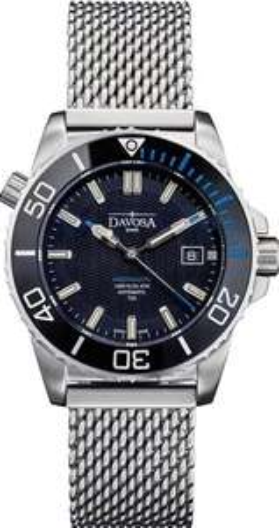 Zegarek Davosa Argonautic Lumis Automatic / ceramika/szafir/tryt/ETA 2824-2