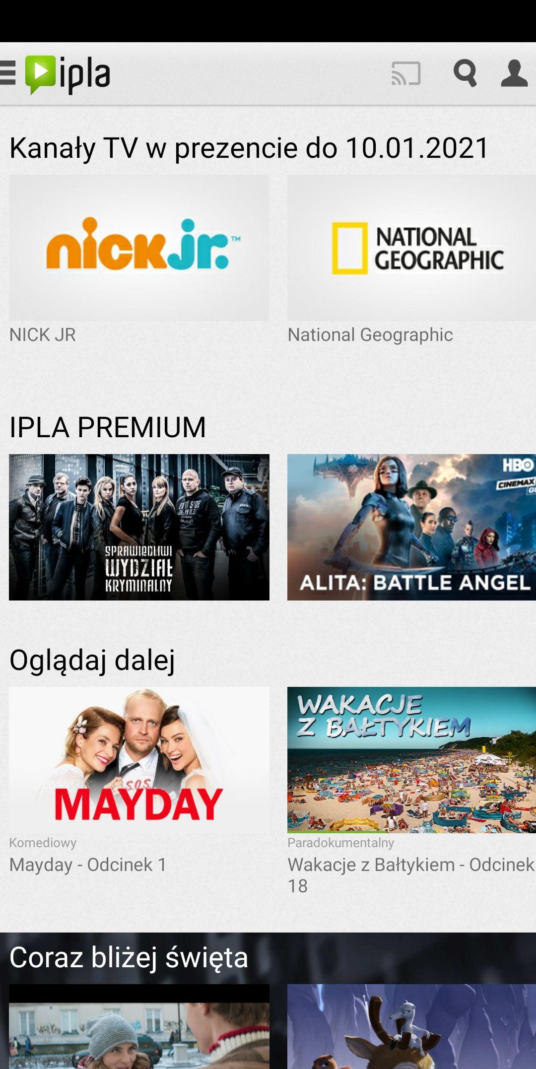 Ponad 40 kanałów TV odkodowanych na święta od Cyfrowego Polsatu i IPLI dla klientów Plus/Plush