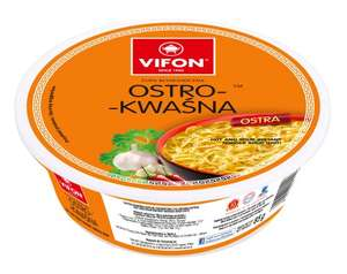Ostro - kwaśna Vifon 85 g TERMIN 31-12-2020