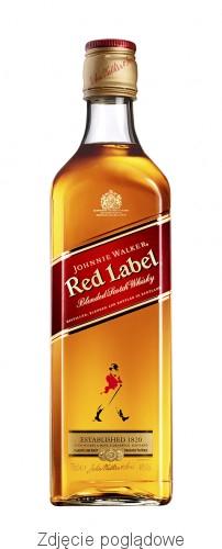 Johnnie Walker Red Label 1,00L 40% - Trzech muszkietrów by @prostozpalety