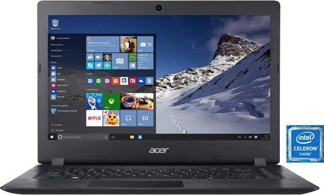 Acer Aspire 1 14 Cali Intel Celeron, UHD 600, 64 GB eMMC, 4GB RAM, Windows 10+ Office, nowy i niedrogi