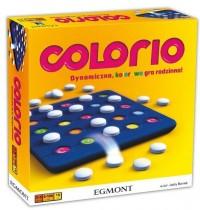 Gra planszowa Colorio za 13,86zł (+ dostawa 3,99zł) @ Rema