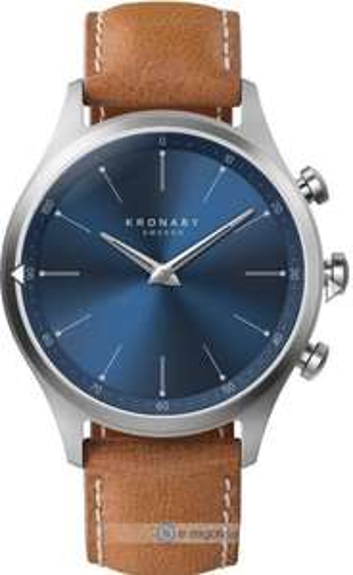 Zegarek hybrydowy, męski - Kronaby Sekel S3124-1