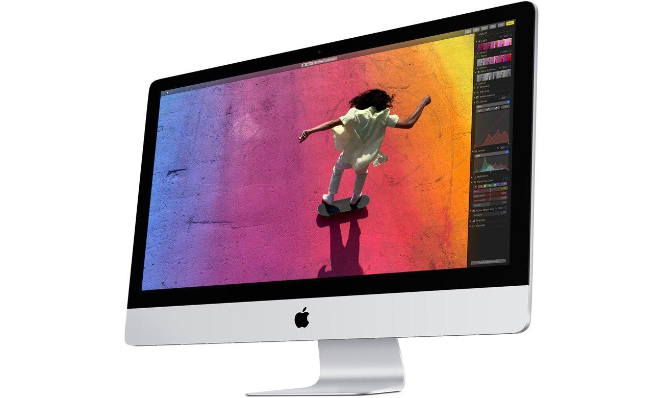Apple iMac 27 cali i5 3,0GHz/8GB/1000FD/MacOS/Radeon Pro 570X