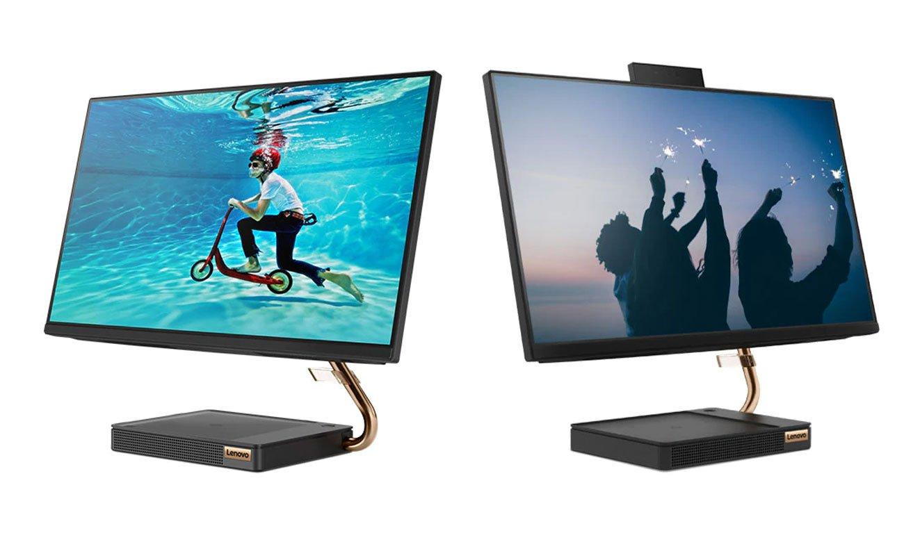 Komputer All-in-One Lenovo IdeaCentre A540-24 Ryzen 5/8GB/512/Win10