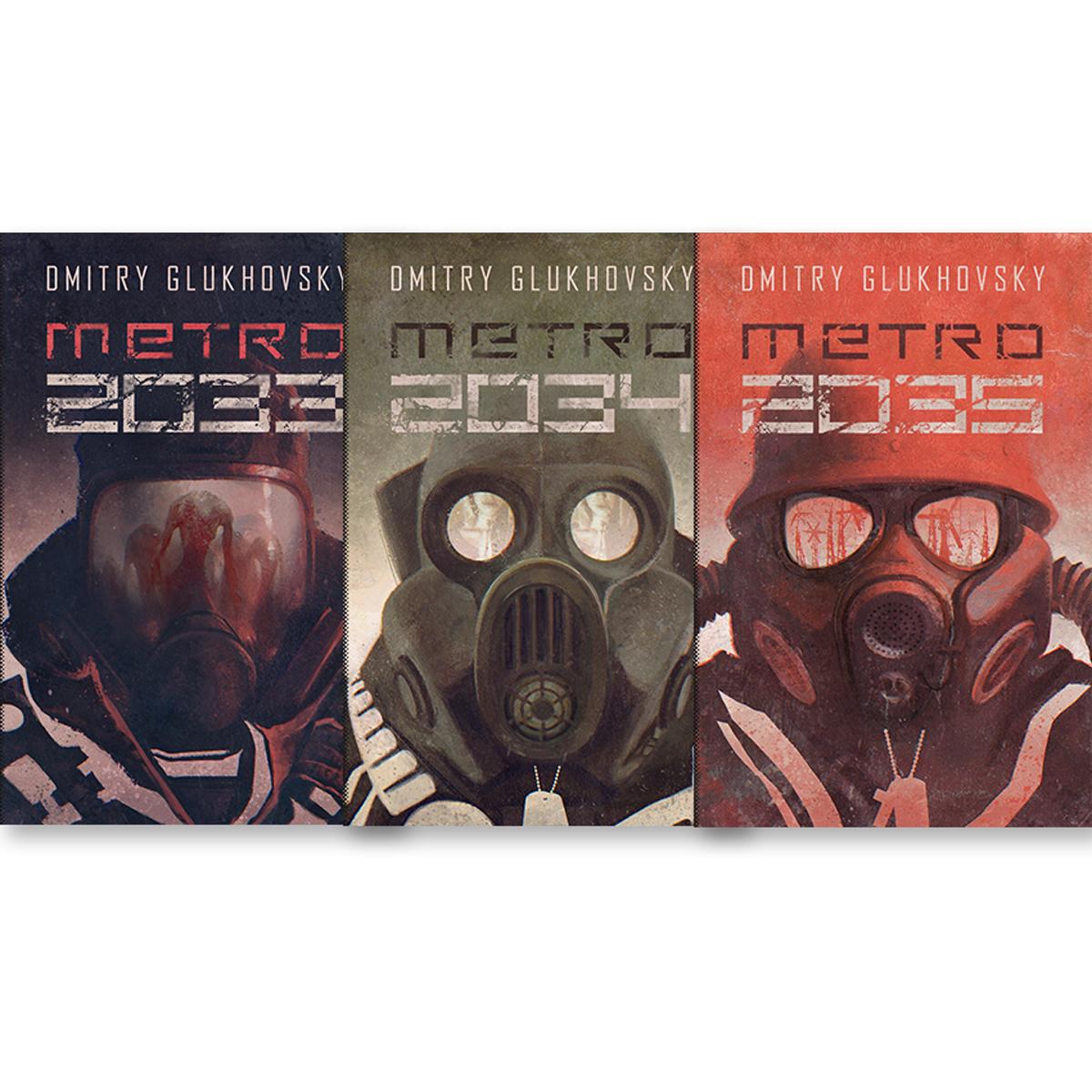 Trylogia Metro 2033, 2034, 2035 oraz seria Assassin's Creed w dobrej cenie