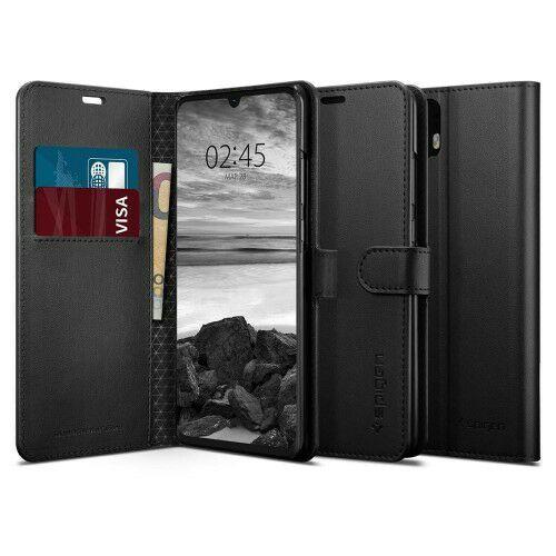 Etui Spigen Wallet S Huawei P30 Pro, czarne